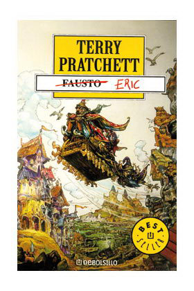 ERIC. ( TERRY PRATCHETT) MUNDODISCO 09