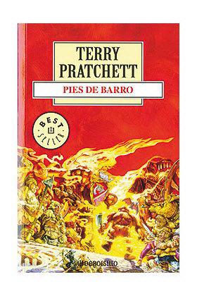 PIES DE BARRO (BOLSILLO) (TERRY PRATCHETT) MUNDODISCO 19