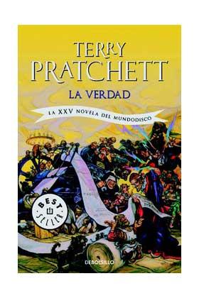 LA VERDAD (TERRY PRATCHETT) MUNDODISCO 25 (DEBOLSILLO)