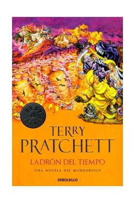 EL LADRON DEL TIEMPO (TERRY PRATCHETT) MUNDODISCO 26 (DEBOLSILLO)