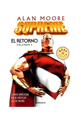 SUPREME 02: EL RETORNO (DEBOLSILLO)