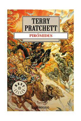 PIROMIDES (TERRY PRATCHETT) MUNDODISCO 07