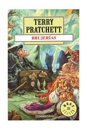 BRUJERIAS (TERRY PRATCHETT) MUNDODISCO 06