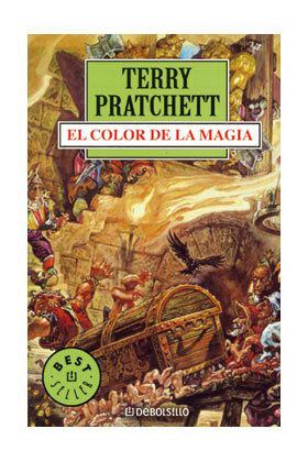 EL COLOR DE LA MAGIA (TERRY PRATCHETT) MUNDODISCO 01