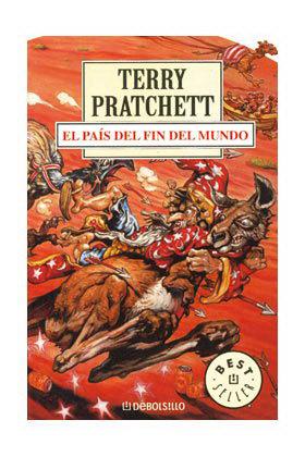 EL PAIS DEL FIN DEL MUNDO (TERRY PRATCHETT) MUNDODISCO 22