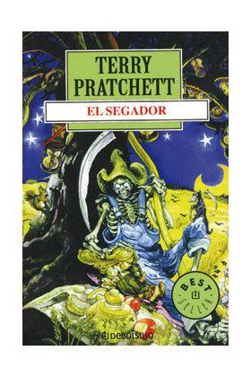 EL SEGADOR (TERRY PRATCHETT) MUNDODISCO 11