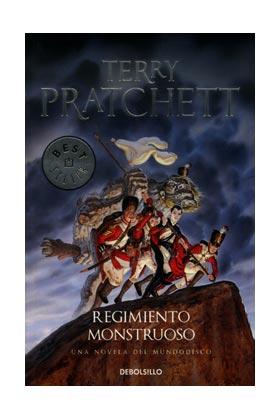 REGIMIENTO MONSTRUOSO (TERRY PRATCHETT) (DEBOLSILLO)