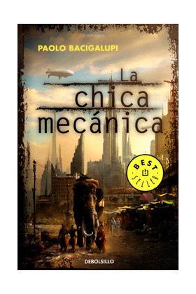 LA CHICA MECANICA (DEBOLSILLO)