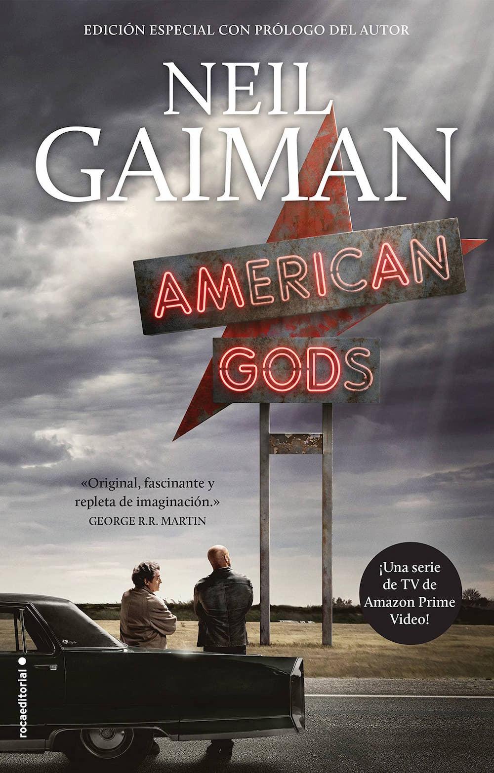 AMERICAN GODS (BOLSILLO)