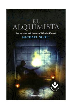 EL ALQUIMISTA.((ROCABOLSILLO)