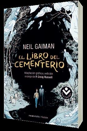 EL LIBRO DEL CEMENTERIO (ADAPTACION GRAFICA)