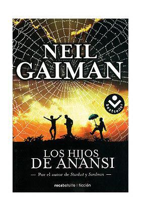 LOS HIJOS DE ANANSI (NEIL GAIMAN)