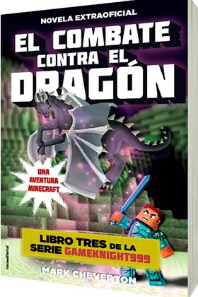 EL COMBATE CONTRA EL DRAGON. UNA AVENTURA MINECRAFT