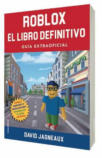 ROBLOX. EL LIBRO DEFINITIVO (GUIA EXTRAOFICIAL)