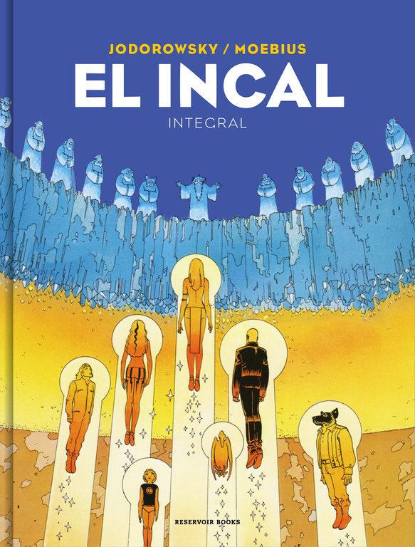 EL INCAL (EDICION INTEGRAL)