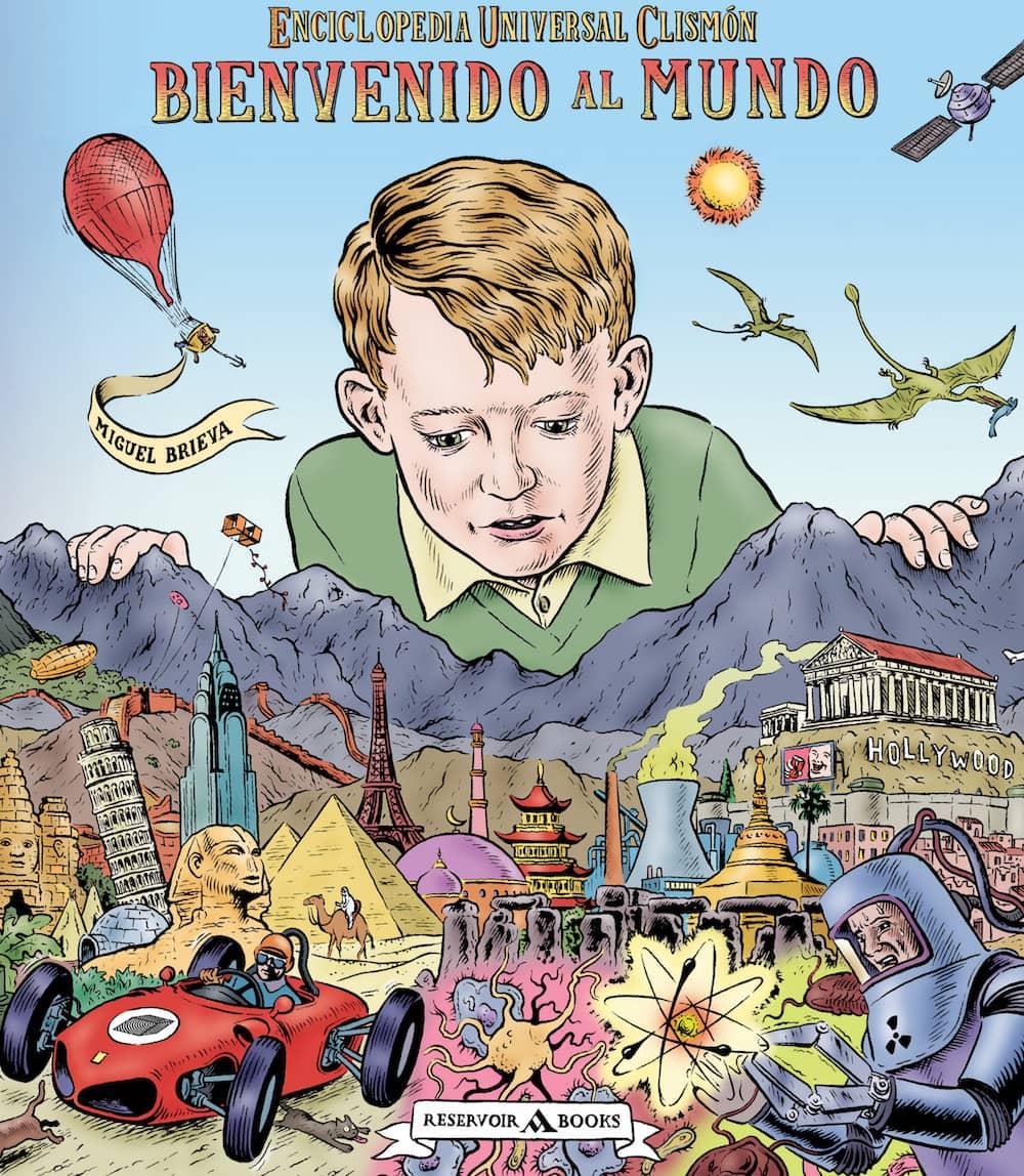 BIENVENIDO AL MUNDO (ENCICLOPEDIA UNIVERSAL CLISMON)
