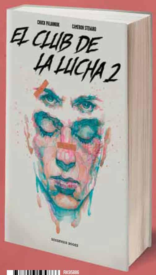 EL CLUB DE LA LUCHA 2 (COMIC)