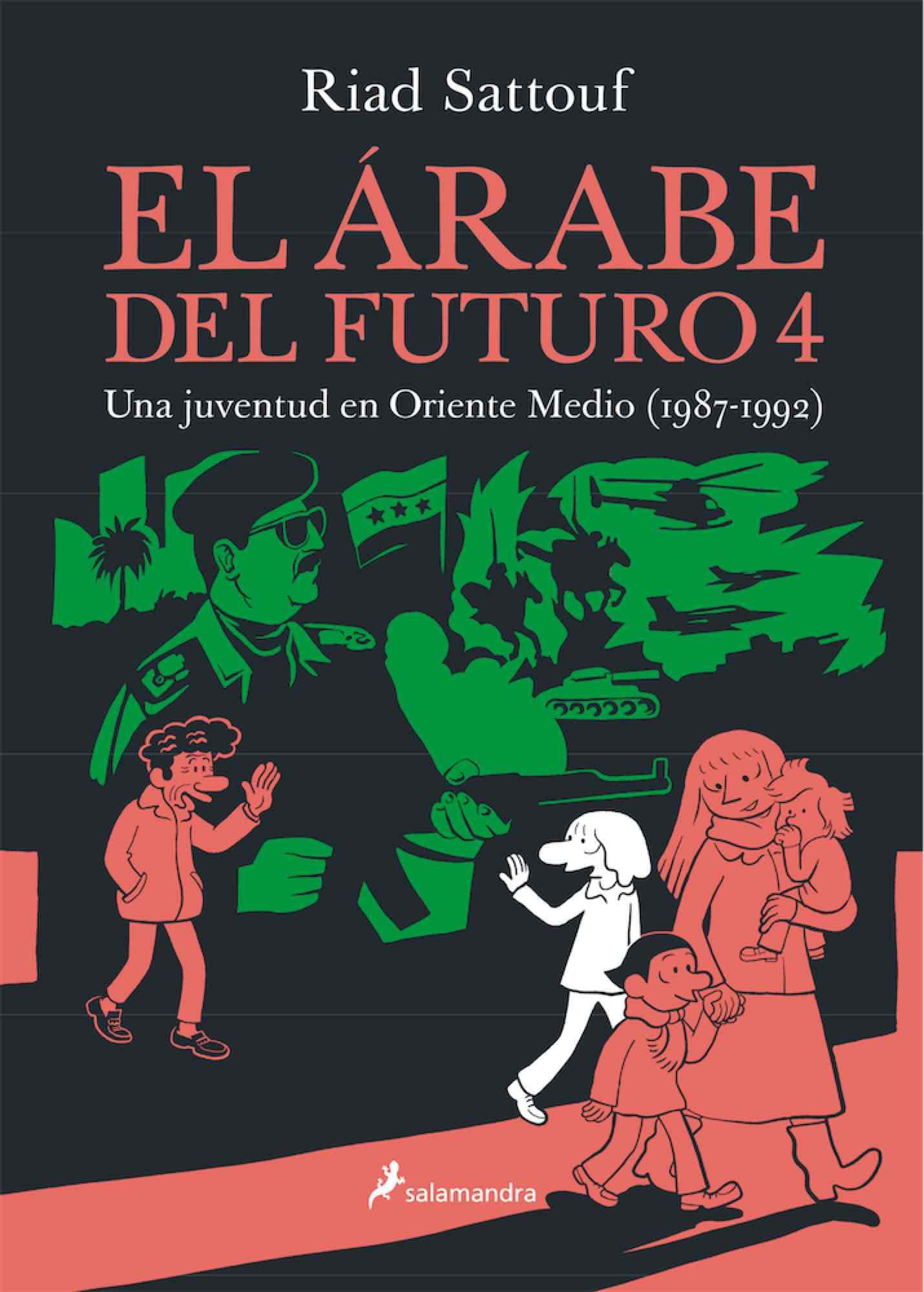 EL ARABE DEL FUTURO VOL. 4