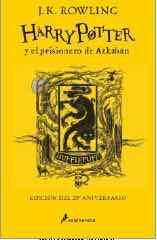 HARRY POTTER Y EL PRISIONERO DE AZKABAN. EDICI...