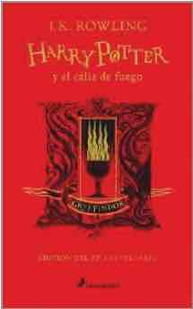 HARRY POTTER Y EL CALIZ DE FUEGO. EDICION GRYF...