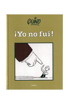 YO NO FUI! (COMIC)