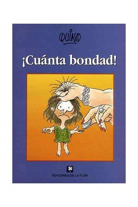 CUANTA BONDAD! (COMIC)