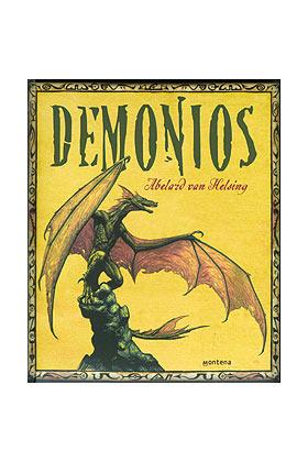 DEMONIOS. ABELARD VAN HELSING