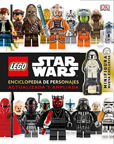 LEGO STAR WARS. ENCICLOPEDIA DE PERSONAJES