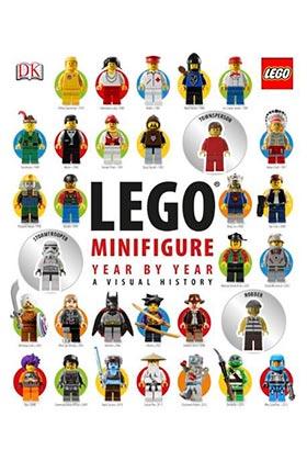 LEGO. MINIFIGURAS AÑO A AÑO