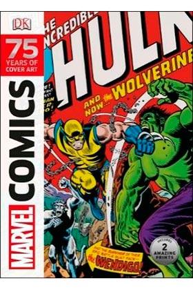 MARVEL COMICS: 75 AÑOS DE HISTORIA GRAFICA