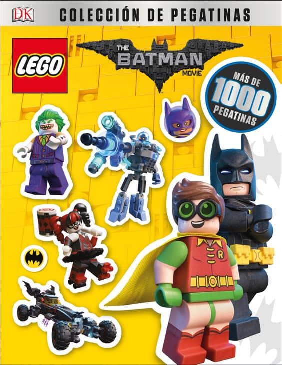 BATMAN. LA LEGO PELICULA (COLECCION DE PEGATINAS)