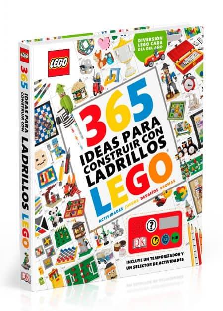 LEGO. 365 IDEAS PARA CONSTRUIR CON LADRILLOS LEGO