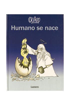 HUMANO SE NACE (COMIC)