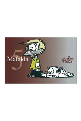 MAFALDA 05 (COMIC)