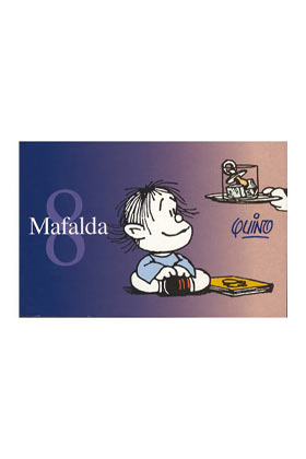 MAFALDA 08 (COMIC)
