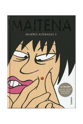 MAITENA. MUJERES ALTERADAS 05