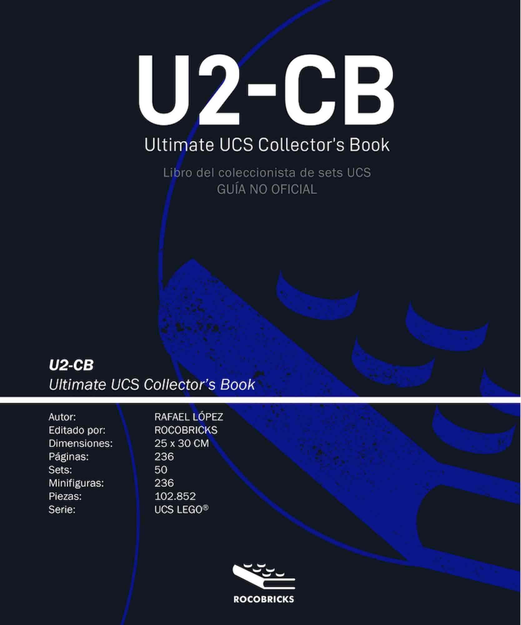 U2-CB ULTIMATE COLLECTOR'S BOOK (ESPAÑOL)
