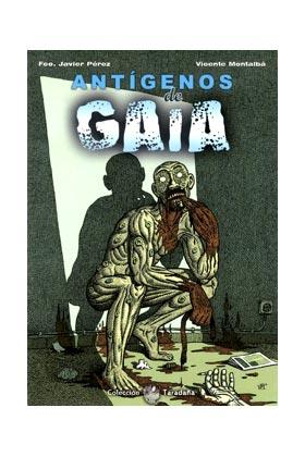 ANTIGENOS DE GAIA (COMIC)