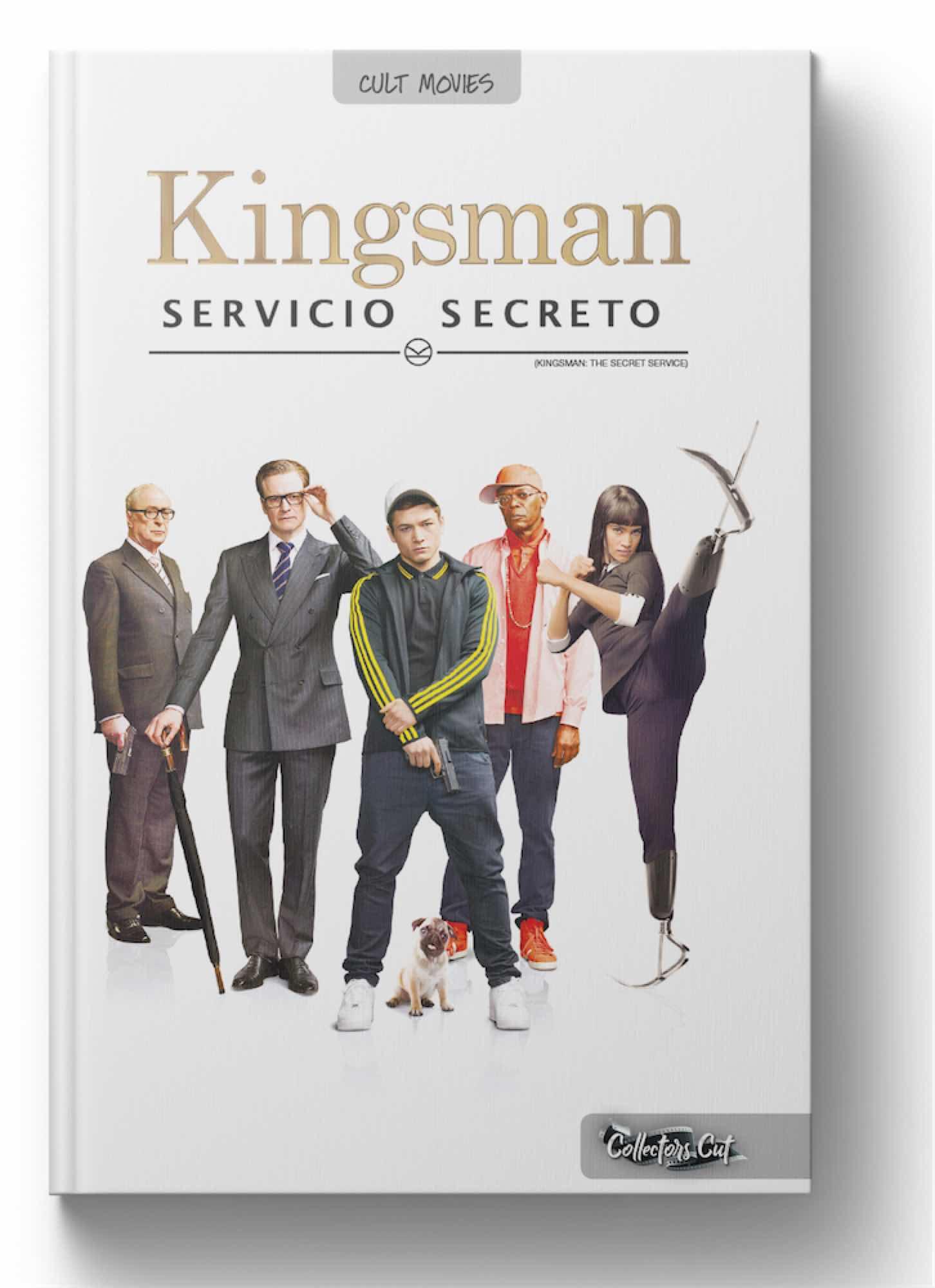 KINGSMAN. SERVICIO SECRETO  (COLLECTOR'S CUT)