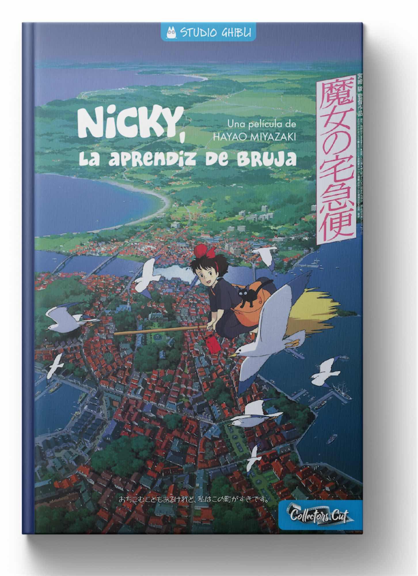 NICKY, LA APRENDIZ DE BRUJA   (COLLECTOR