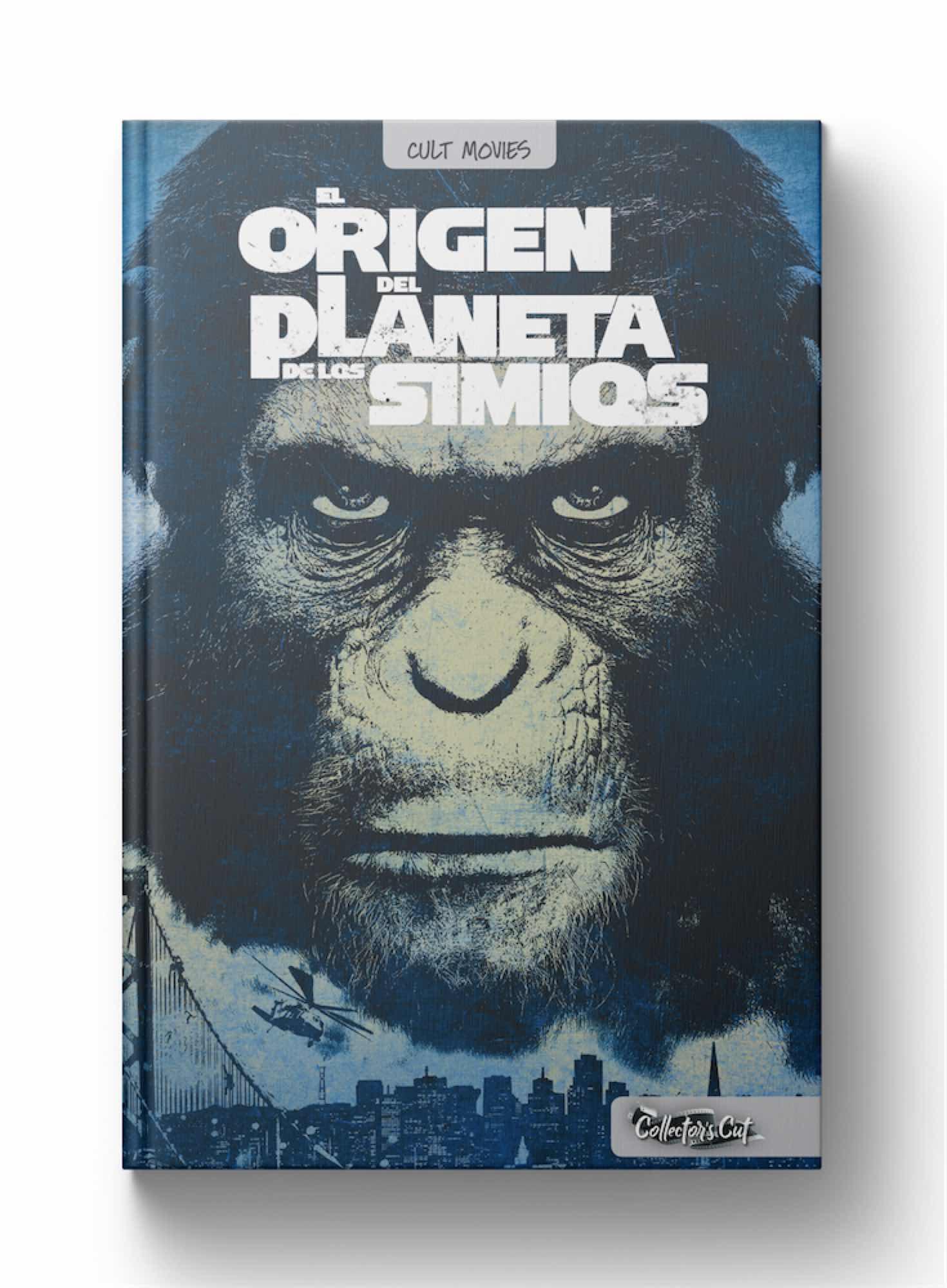 EL ORIGEN DEL PLANETA DE LOS SIMIOS (COLLECTOR'S CUT)