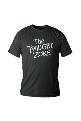 LOGO TTZ CAMISETA NEGRA CHICO T-XXL THE TWILIGHT ZONE