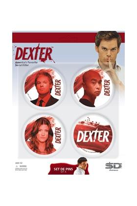 DEXTER SET A DE 4 PINS DEXTER