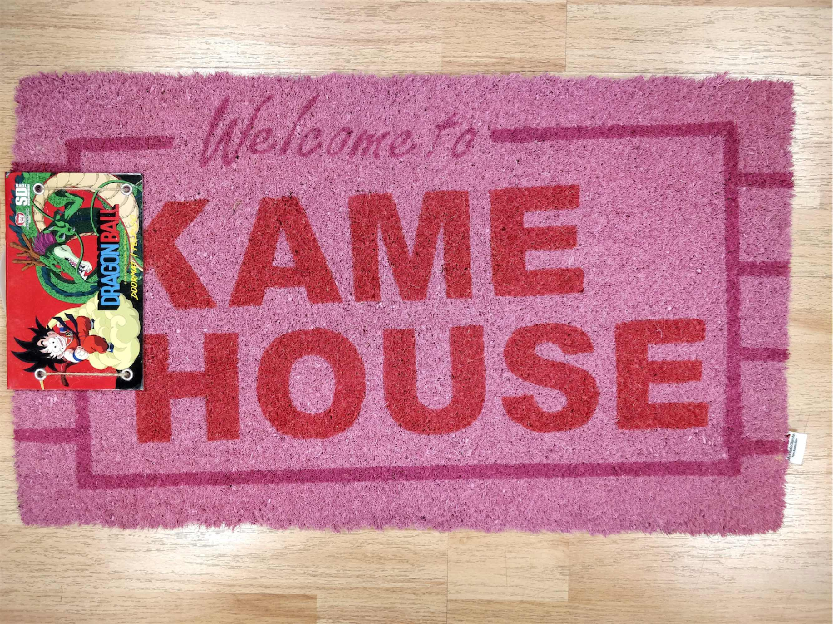 KAME HOUSE FELPUDO DRAGON BALL