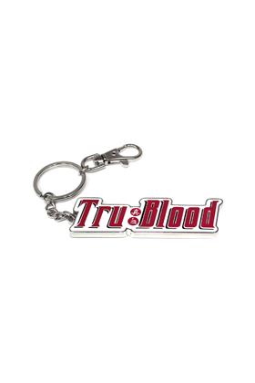 LOGO TRUE BLOOD LLAVERO MOSQUETON TRUE BLOOD