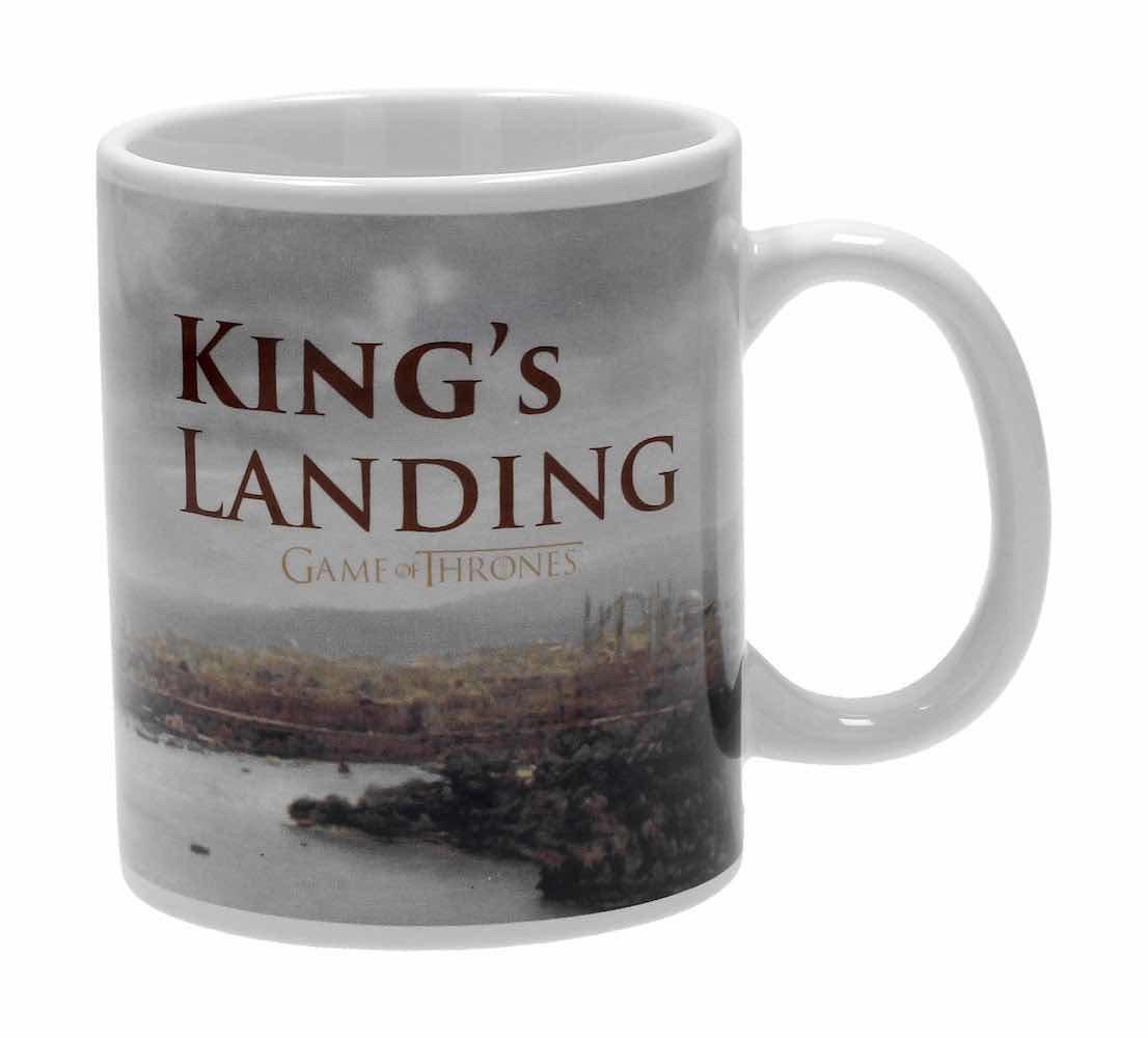 KING'S LANDING TAZA CERAMICA GAME OF THRONES