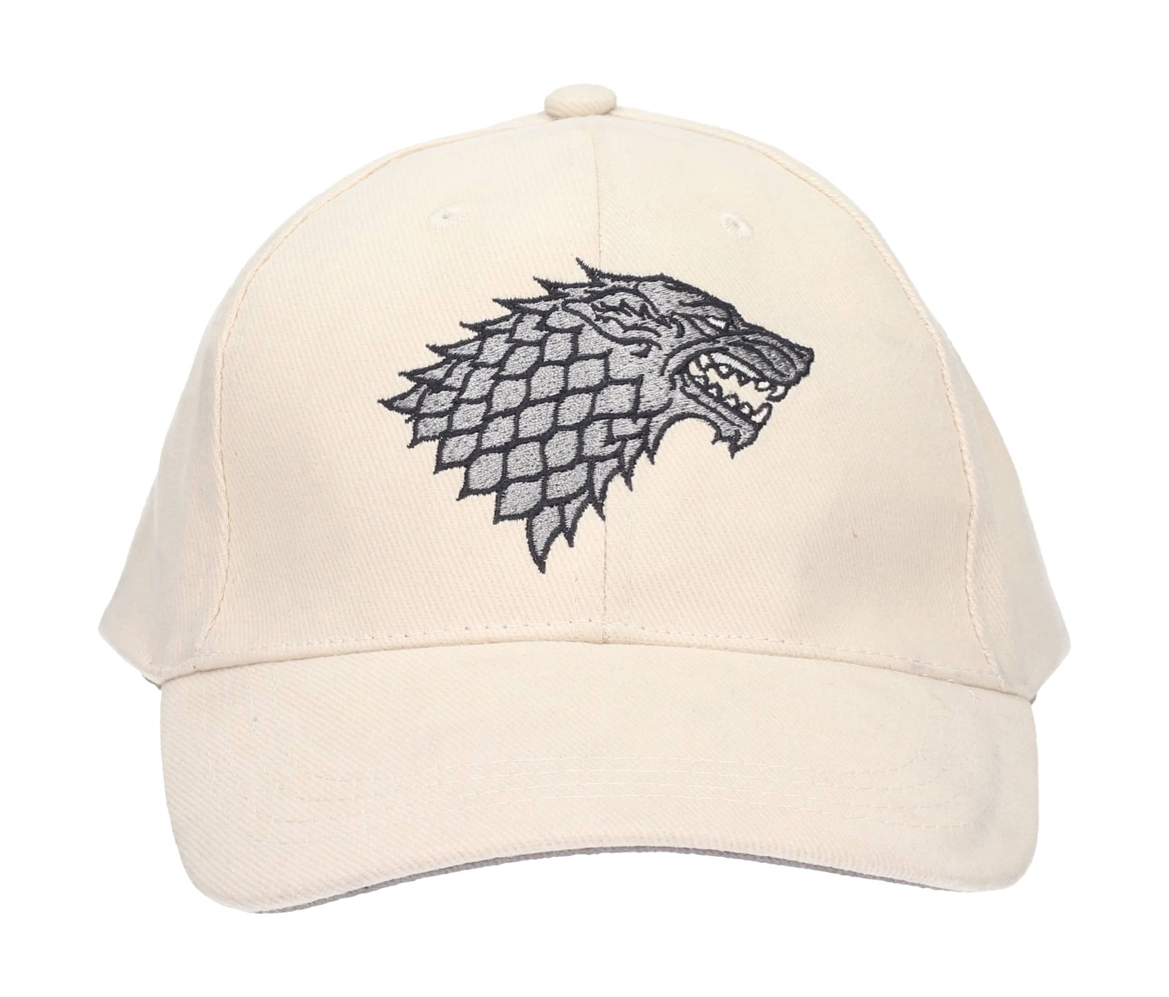 STARK GORRA GAME OF THRONES
