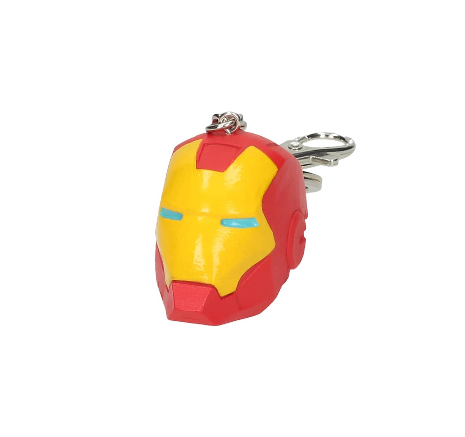 IRON MAN CASCO LLAVERO MARVEL