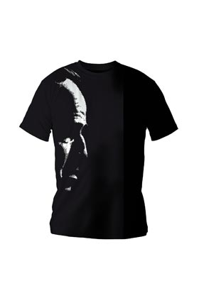 DON VITO CAMISETA NEGRA CHICO T-M THE GODFATHER