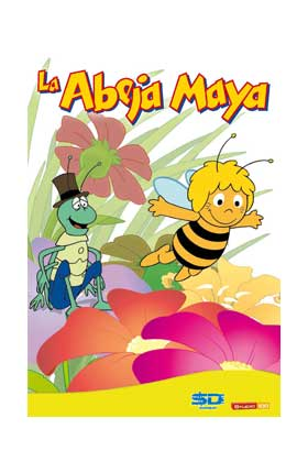 LA ABEJA MAYA ARTBOOK MUSICAL CLASICOS ANIMADOS